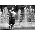 fountain water kids children summer fun