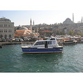 dock ship ferry halic istanbul turkey goldenhorn eminonu