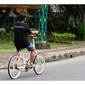 man bike unusual bali littleollie