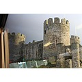 wales conwy architecture castle