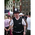 Europride Soho British police london