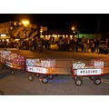 Christmas Parade Wagon Train