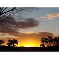 sunset Perth hills littleollie