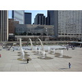 Taken at 5:37pm.Nathan Phillip Square-Toronto,Ont.,On Friday,May 3,2013