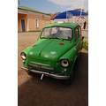 old russian car Moskvitch 402