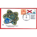 Stamps Space Shuttle Endeavour covers
