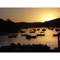 Sunrise over Salcombe