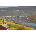autumn landscape moselle luxembourg