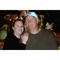 DOUG AND I ON OUR 35TH WEDDING ANNIVERSARY. WE WENT WITH THE KIDS AND GRANDKIDS TO THE HAPPIEST P...