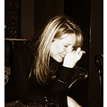 my sister voula guru reastaurant 2006 her smile