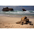 Cape Verde Islands Boa Vista Landscape ship wreck