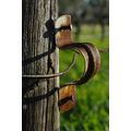 rust hinge post wire vineyard swan river perth littleollie