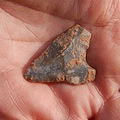 mesolithic arrowhead west yeo farm devon archaeology