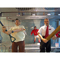 Simon Pegg Nick Frost Action Figures