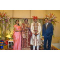 Indian BrideGroom Group Photo with MeMyWife