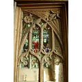 rood screen east worlington