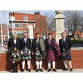 wales barry people kilts