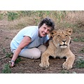 Walking With Lions! 