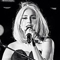 Lady Gaga speaking at Gay Pride last night, I do not own these photos, credit goes to her Photogr...