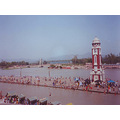 river holy Ganga Haridwar Tourism India in Life