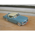 brooklin handmade white metal model car 143scale studebaker