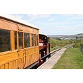 wales blaenafon railways trains objects landscape