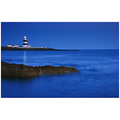 Lighthouse Seascape Landscape Night Ireland Hook Wexford Irish Farol