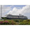 msnoordam cruise ship flowers plants bridgetown barbados