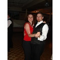 Dancing with my oldest friend at his wedding.  Having known him for 16 years, I wasn't sure if he...