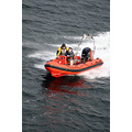 speedboat powerboat rib watersports water boat raft speed spray