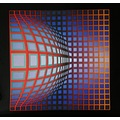 Series Art OpArt Vasarely