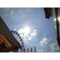 Dutch TT Assen June 2010 fair kermis clouds