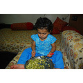 eating sprouts marziya shakir