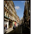 walking in London / on the way to Covent Garden