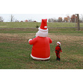 Big Santa Little Santa
