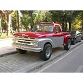 istanbul mercury pickup turkey restored