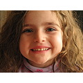 child giulia portrait