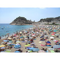 costa brava tossa mar sea beach playa platja barcelona catalunya holiday summer