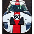 Ford Gt40 Le Mans 60 May 2014 Sweden Ring Knutstorp Replica More White