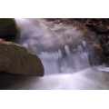 Alabama creek stream waterfall water rocks nature long exposure moss