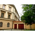 palace history architecture Prague Bohemia