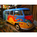 VW Volkswagon Bug Bus Lagoon Utah Amusement Park Ride Summer Fun