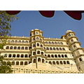 Architectural Beauty City Palace Udaipur India