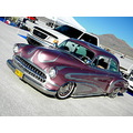 The Grapevine 1950 Chevy Hot Rod LEad Sled Leadsled