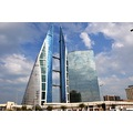 Bahrain manama worldtradecenter cloud architecture glass