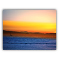 aegina island greece sunset colors boat blue
