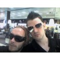 Sunglasses Pink Manchester cool