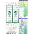 Ticket Tickets Stubs Grateful Dead Whalers Hartford