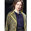 Coco Rocha, one of world top models on Runway Fashion as well as one of CHANEL's exclusive model....