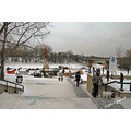 winter winnipeg canada ice snow skating redriver assiniboineriver theforks